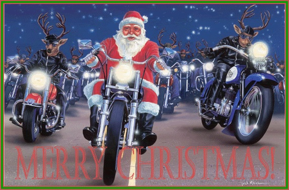 Merry Christmas Bikers - Plymouth Bikers - Riding the roads of ...