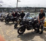 BMW riders in St Ives