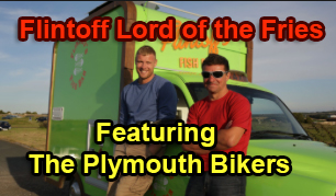 Flintoff-lord-of-the-fires-with-the-Plymouth-Bikers